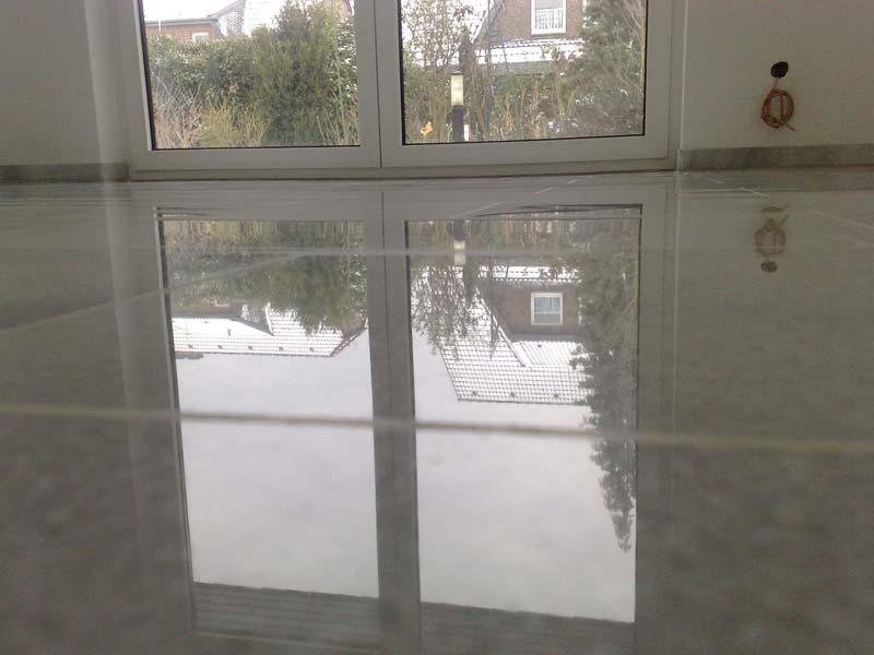 sanierung spiegelglatter marmor - Marmorboden Wohnzimmer